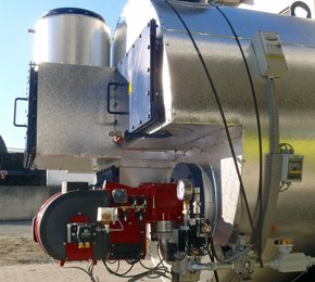 4-pass boiler from Achenbach