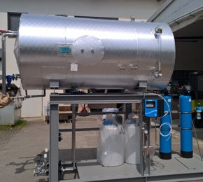 Feed Water treatment from Achenbach